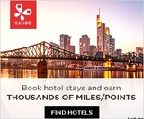 ENJOY 1,000 EXTRA MILES OR POINTS